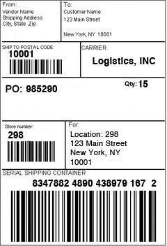 automated compliance labeling
